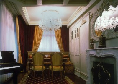 nyc pied a terre